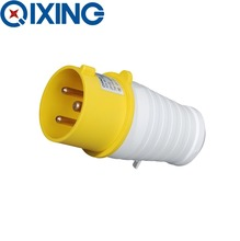 Ordinary 16amp industrial 3pin electric plug