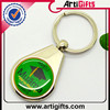 Handmade sports recordable photo keychain
