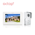 Factory offer color video door monitor with intercom system