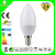 Free sample C37 led bulb E14 C37 8W LED bulb