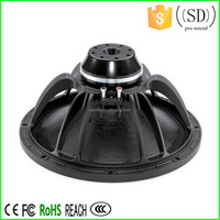 15 inch subwoofer speaker china speaker manufacturer neodymium subwoofer 15NW75