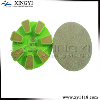 hot-selling grinding plate manufacture for concrete dry polishing