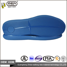 2017 best quality air free size 38-43 business causal shoe sole from guangdong soles factory