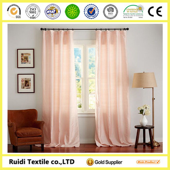 polyester curtain eyelet curtains 100 polyester faux silk curtains