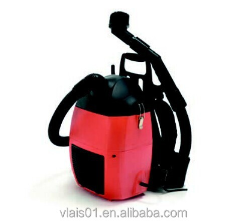 Fashionable silent backpack vacuum cleaner