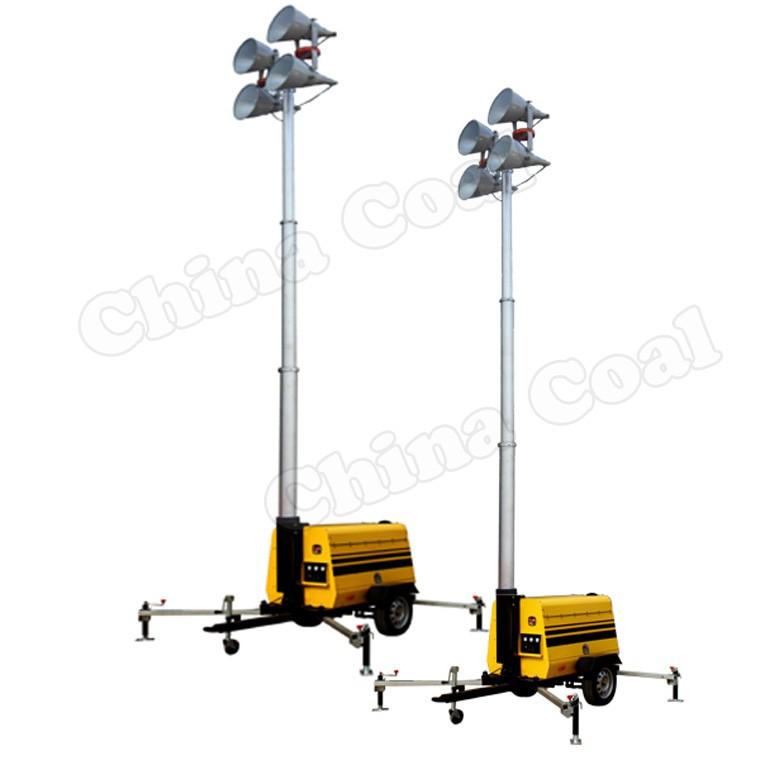 Portable Light Trailer/tower For Sale