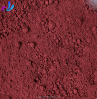 High quality Usual Pigments Floor Cosmetics(Color Asphalt,Permeable Asphalt Concrete)Iron oxide red 1600
