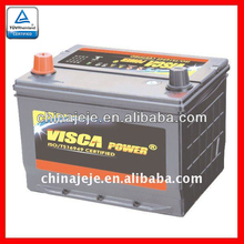 Newest Version BCI Standard Sealed Lead Acid Calcium Starting Maintenance Free Auto/Car Battery MF58-450 12V