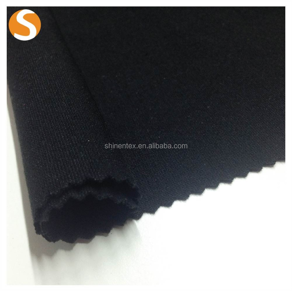 High quality Soft touch NR spandex punto roma knitting fabric