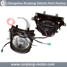 MOTORCYCLE HEADLIGHT ASSY FOR BAJAJ PULSAR 180