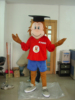 HI Best selling lovely Dr Monkey cartoon character mascot costumes for adult
