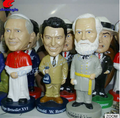 Resin Customized Human Bobble Head Personal Bobble Head Gifts