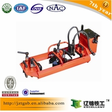 HWS-II Hot sale hydraulic rail weld seam shearing machine