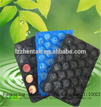 Wholesale Customized Disposable Blister Plastic Packaging Fruit And Vegetable Insert Tray