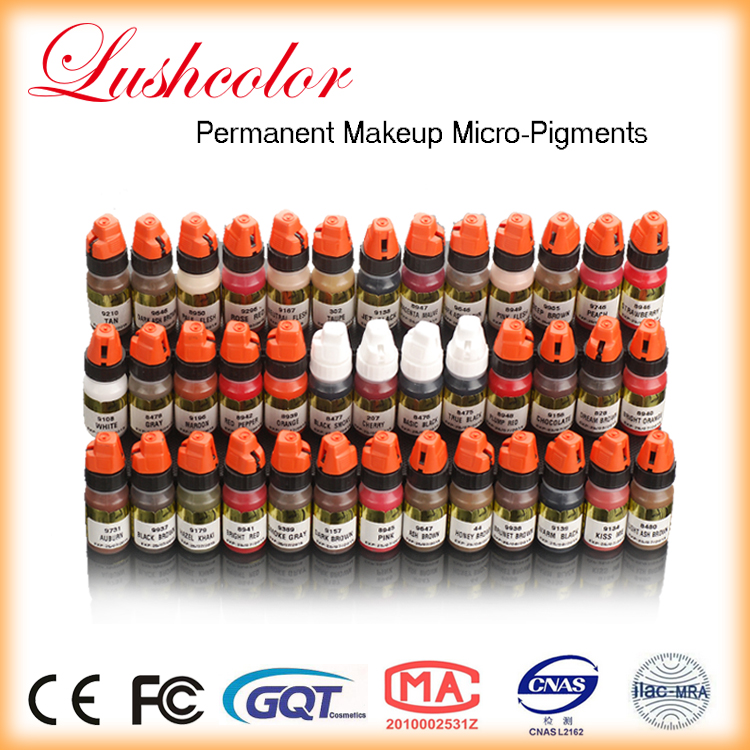 LUSHCOLOR Permanent Makeup Tattoo Micro Pigment