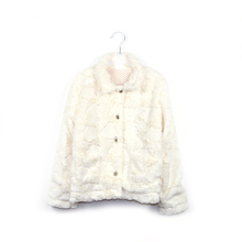 2018 Latest Winter Fake Fur Girls Jacket & Coat Wear