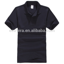 2017 Cheap Wholesale Dri Fit Dropship T Shirt Polo Shirt With 200g TC 65 Cotton 35 Polyester
