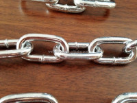 Removable Mild Steel Chain Link Lifting Links