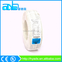 electronic equipment white PVC insulation insulation wire UL1007scrap copper wire UL1007