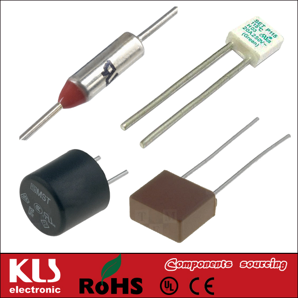 Good quality thermal cutout fuse UL CE ROHS 002 KLS
