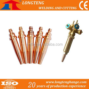 G02 LPG Cutting Nozzle,cutting tip, oxygen and propane,gas cutting torch consumables