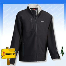 JHDM-515-1 softshell outer layer/microfleece lining jacket