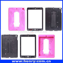 High performance with stand hard case for ipad 5