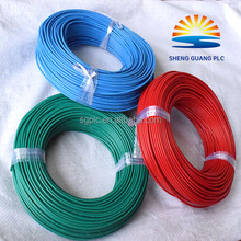PVC Wire thin Insulated Copper Wires 600v Electric wire cable UL1015 8AWG