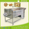 MSTP-1000 CE approval industrial carrot washing machine (skype: wulihuaflower)