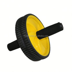 HT097 Small abdomina fitness ab roller exercise wheel
