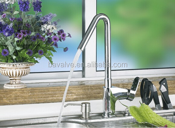 CE approved chrome Draft Beer Faucet Tap