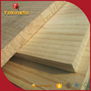 pine polar paulownia polar fir finger joint board / finger joint wood