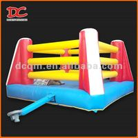Alibaba hot sale princess house for kids/PVC kids jumping bounser house/ Inflatable Fighting Arena