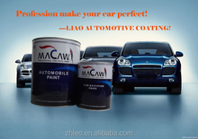 Top quality car paint 1K SOLID COLORS AUTO PAINT with low factory price