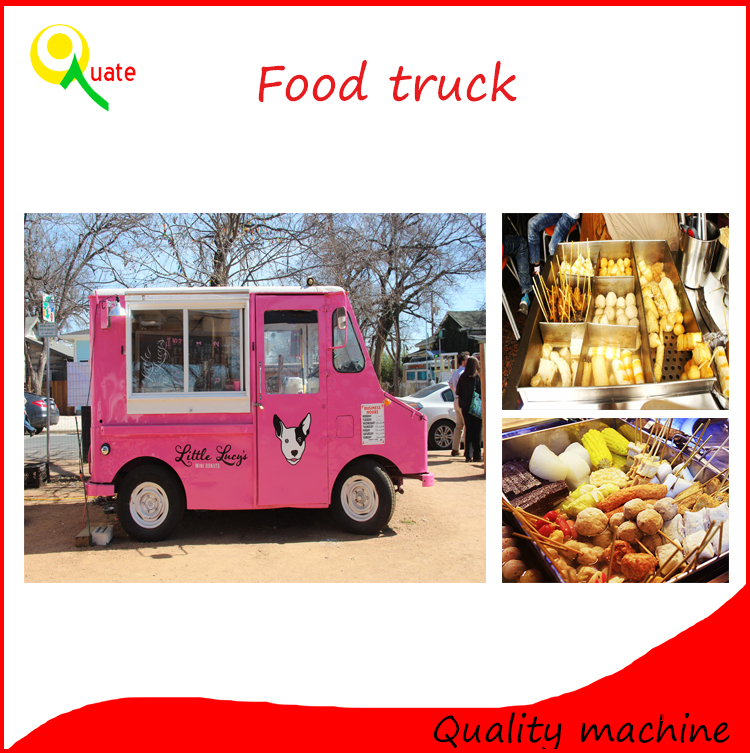 Street Fashion ,Customers favorite Electric Dining car/mobile food truck for sale