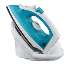 Deluxe Professional Cordless Clothes Mini Travel Steam Iron/Cordless iron/cordless soldering iron