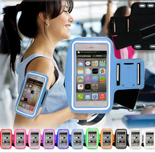 high quality mobile phone sport armband for iphone 6 ,armband for running