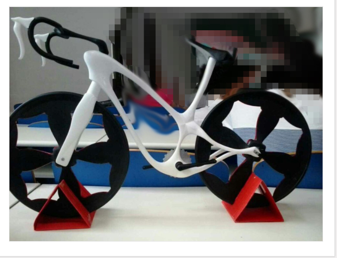 bicycle /crankset/gears 3D printing rapid prototyping from Shenzhen manufacturer