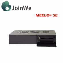 Enough stock Meelo+SE twin tuner decoder original software dvb-s2 hd Linux OS Digital satellite tv receiver Meelo+SE