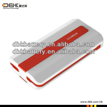 2013 New arrival!! Bright high capacity 8000mah mobile phone power bank
