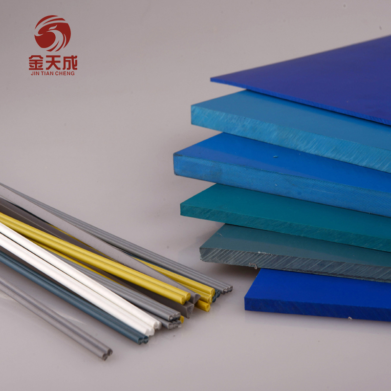 fireproof for block machine recycled plastic sheet
