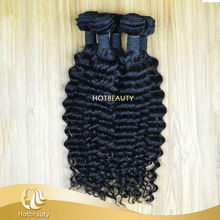 New Arrival Top Quality Persian Hair Extension Deep Wave Tangle Free