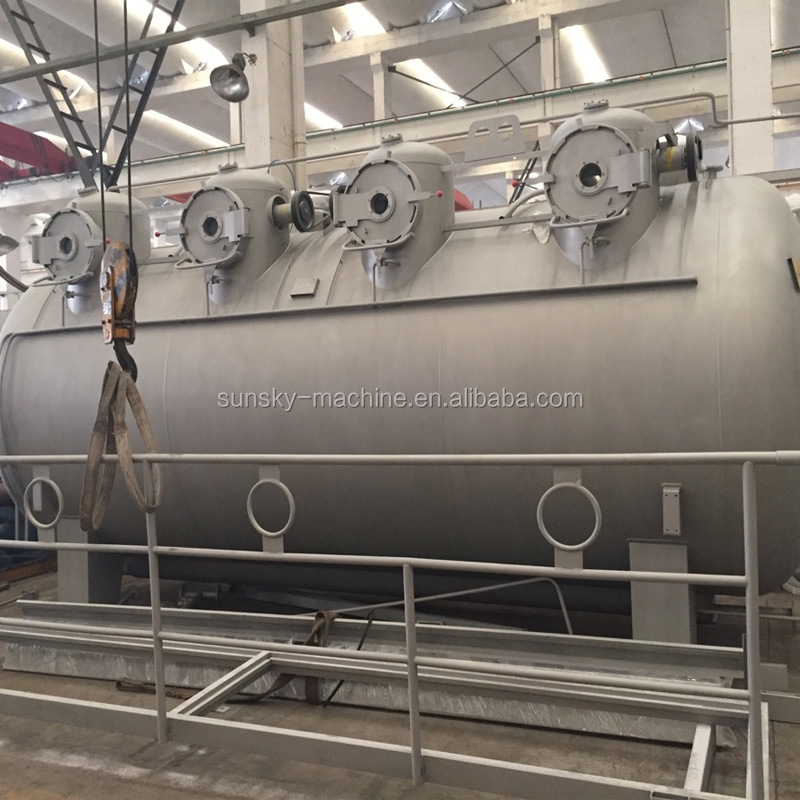 Eco friendly dyeing/Industrial Textile Fabric Drying Machine