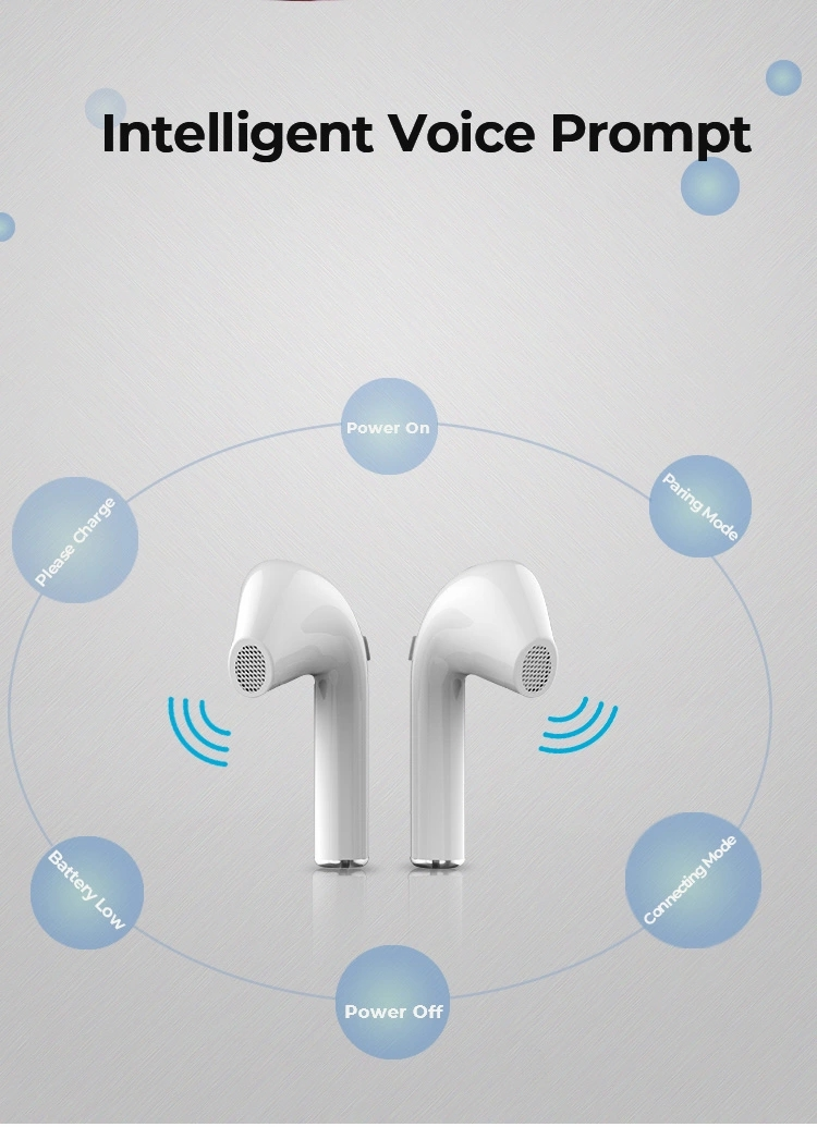 Factory OEM bulk tws BT 5.0 active noise cancelling best wireless headphones mic bloo tooth wireless earphone