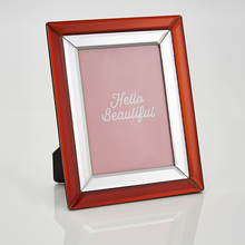 happy birthday glass photo picture frame for lovers