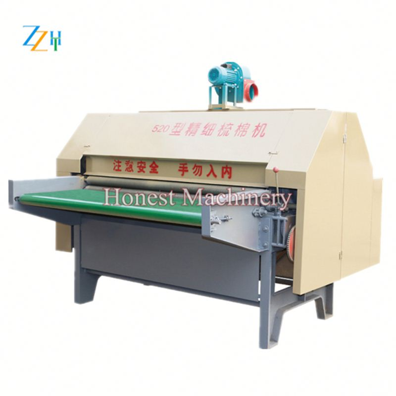 Trutzschler Carding Machine/Small Wool Carding Machine/Fiber Carding Machine