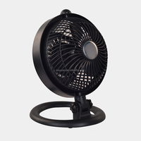 "High quality cheap price electric plastic DC 8"" cooling fan table fan CE/ETL"