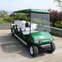 8 seats new electric and gasoline Hunting Golf Carts