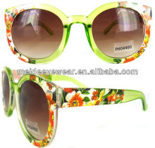 Fashion plastic sunglasses vogue sunglasses 2013