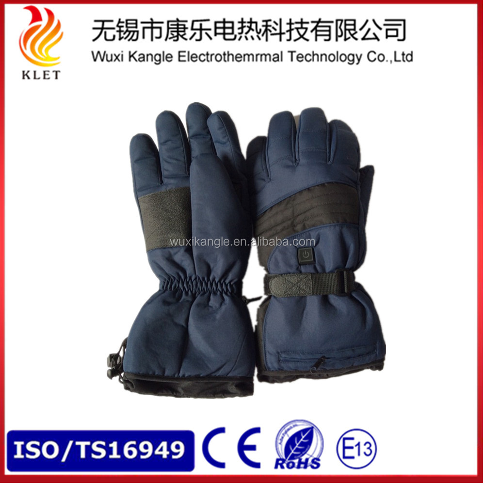 Customized rechargeable heated gloves, ski gloves, outdoor gloves